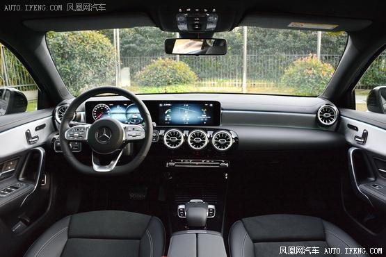 2020款 奔驰A级 A 220 L 4MATIC 运动轿车
