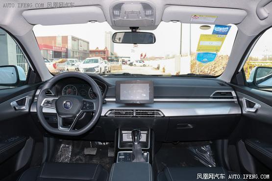 2019款 比亚迪秦 1.5L 自动豪华型