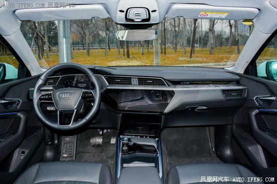 2019款 奥迪e-tron 55 quattro 时尚型