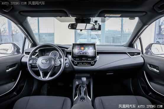 2019款 丰田雷凌 双擎 1.8H CVT运动版