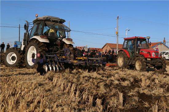 宝清:让农业成为有奔头的产业