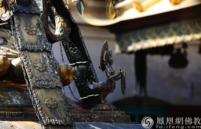 深度美文!一个僧人的自在与泰然:我不做锁了双脚的贵族