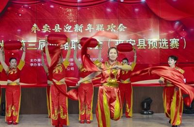 來安:備戰網絡春晚