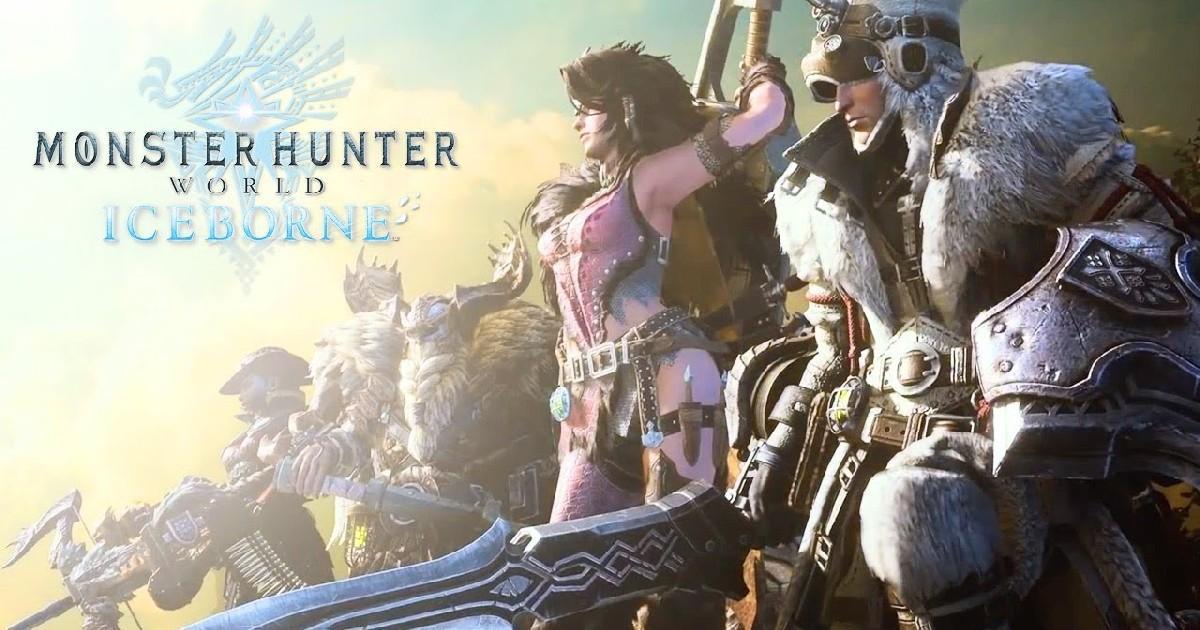 《怪物猎人世界:Iceborne》PC版要等到明年1月才上线