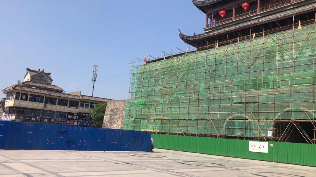 最新!凤阳花铺廊街挖出的青砖墙古建筑到底是啥?