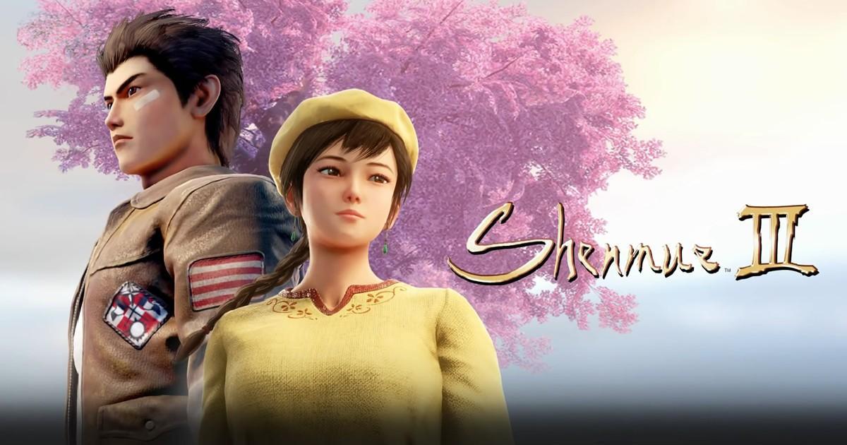 《莎木3》9月下旬发布试玩版 只提供给众筹玩家