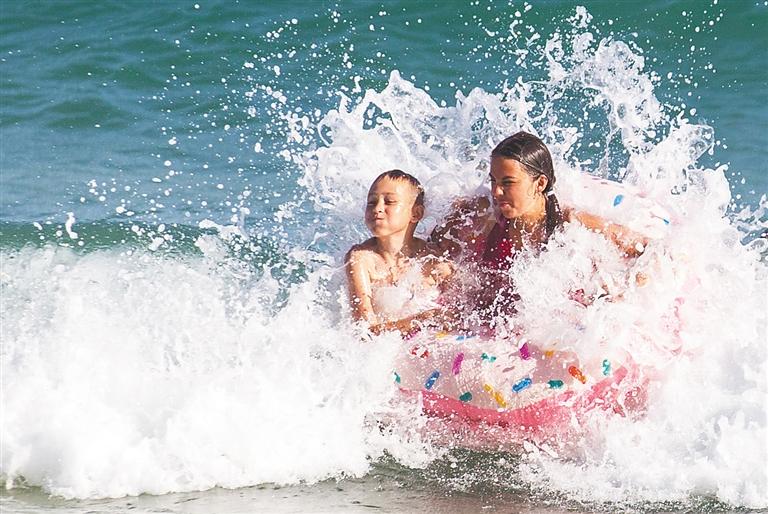 不仅是避寒胜地也是避暑天堂 海南旅游掘金暑期档