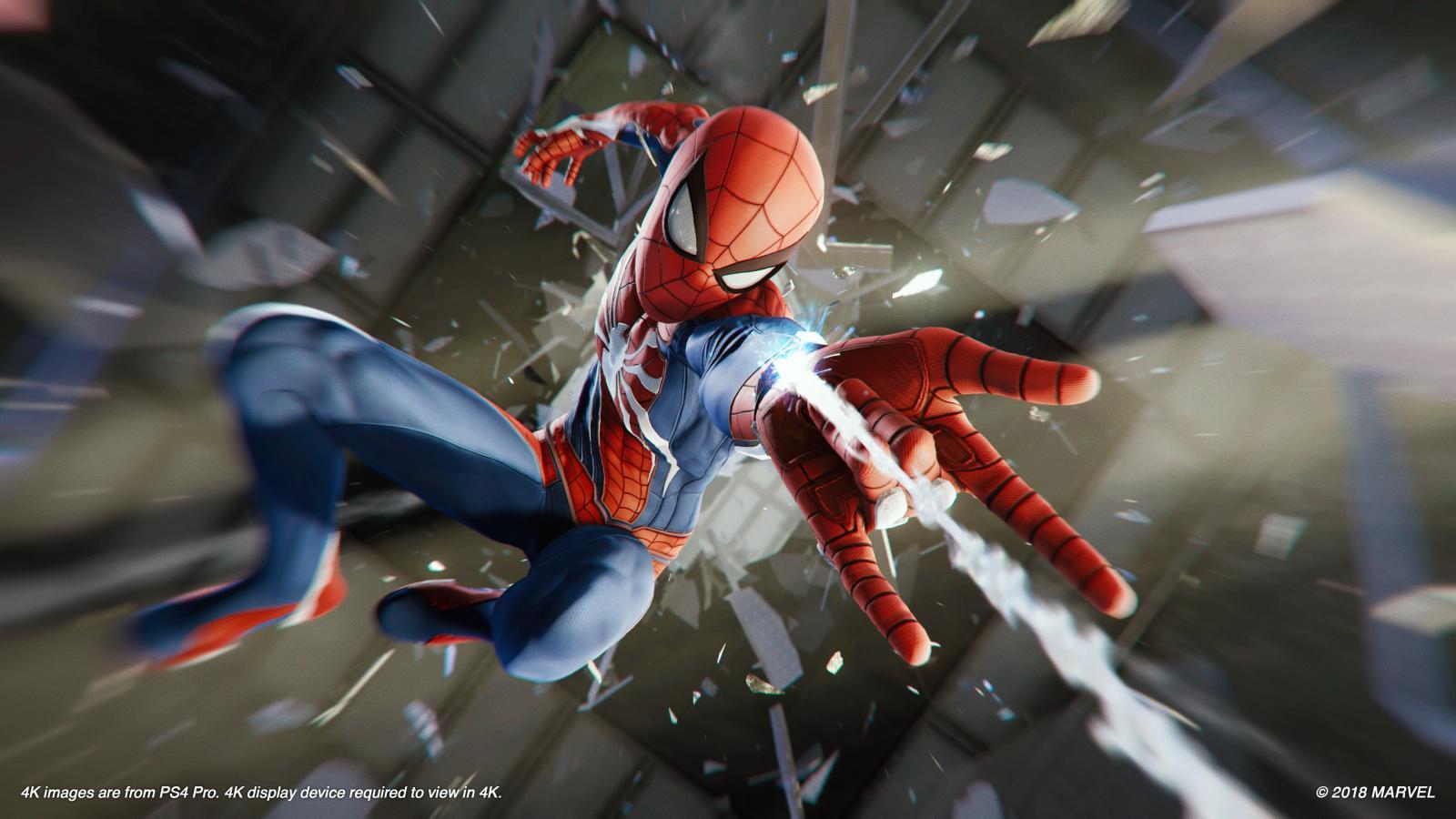 索尼收购《漫威蜘蛛侠》开发商 PS阵营喜获猛将