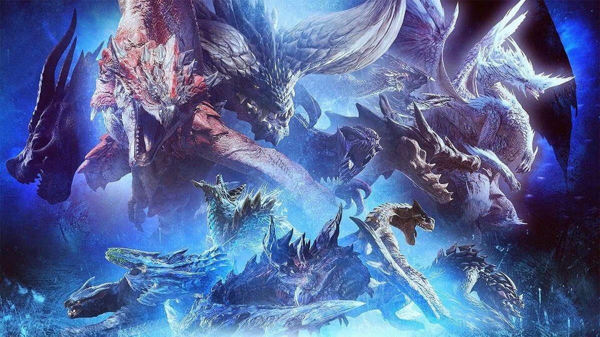 玩家发现铁证 《怪物猎人世界:冰原》有人气很高的雷狼龙
