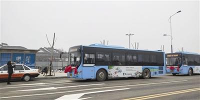 安徽定远最后一批城乡公交线路开始上线试营运