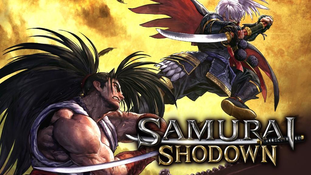 Switch剑戟对战《侍魂晓》12月12日发售