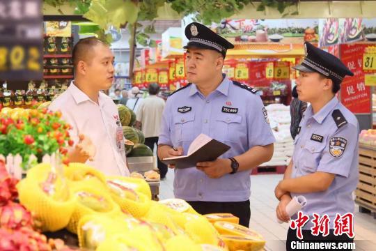 辽宁公安上半年破获食药侦案件501起案值近8.5亿