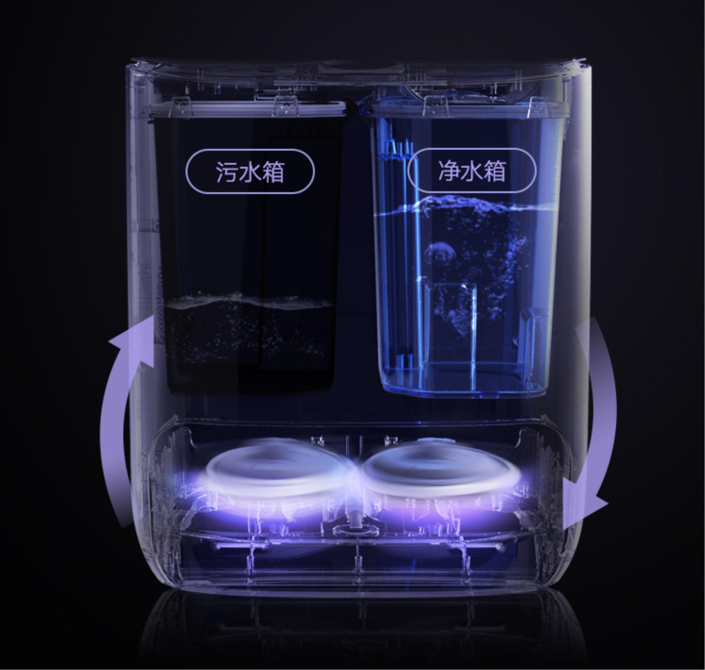 欧美追捧的中国黑科技产品Narwal云鲸全自动扫地机器人