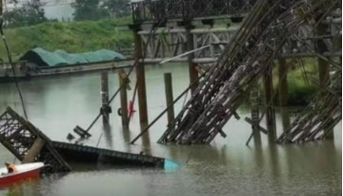 安徽滁州安委会:全椒在建桥梁支架垮塌事故已致4死15伤