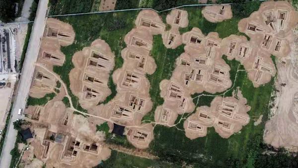 靈寶發掘76座漢代古墓,研究所稱主人疑為郭姓望族