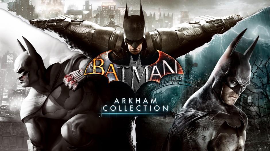 Epic Games大手笔 六款《蝙蝠侠》游戏限免