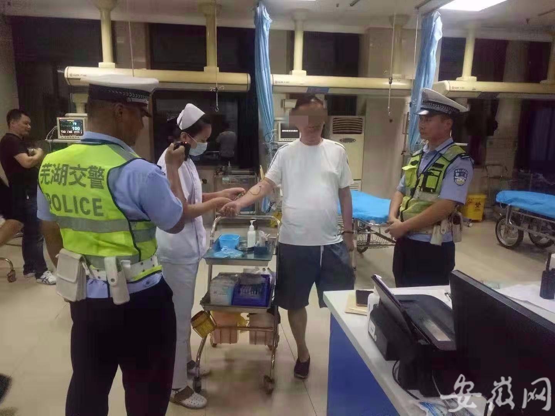 安徽一男子实习期酒驾被查 竟称:吃了带酒味的面包