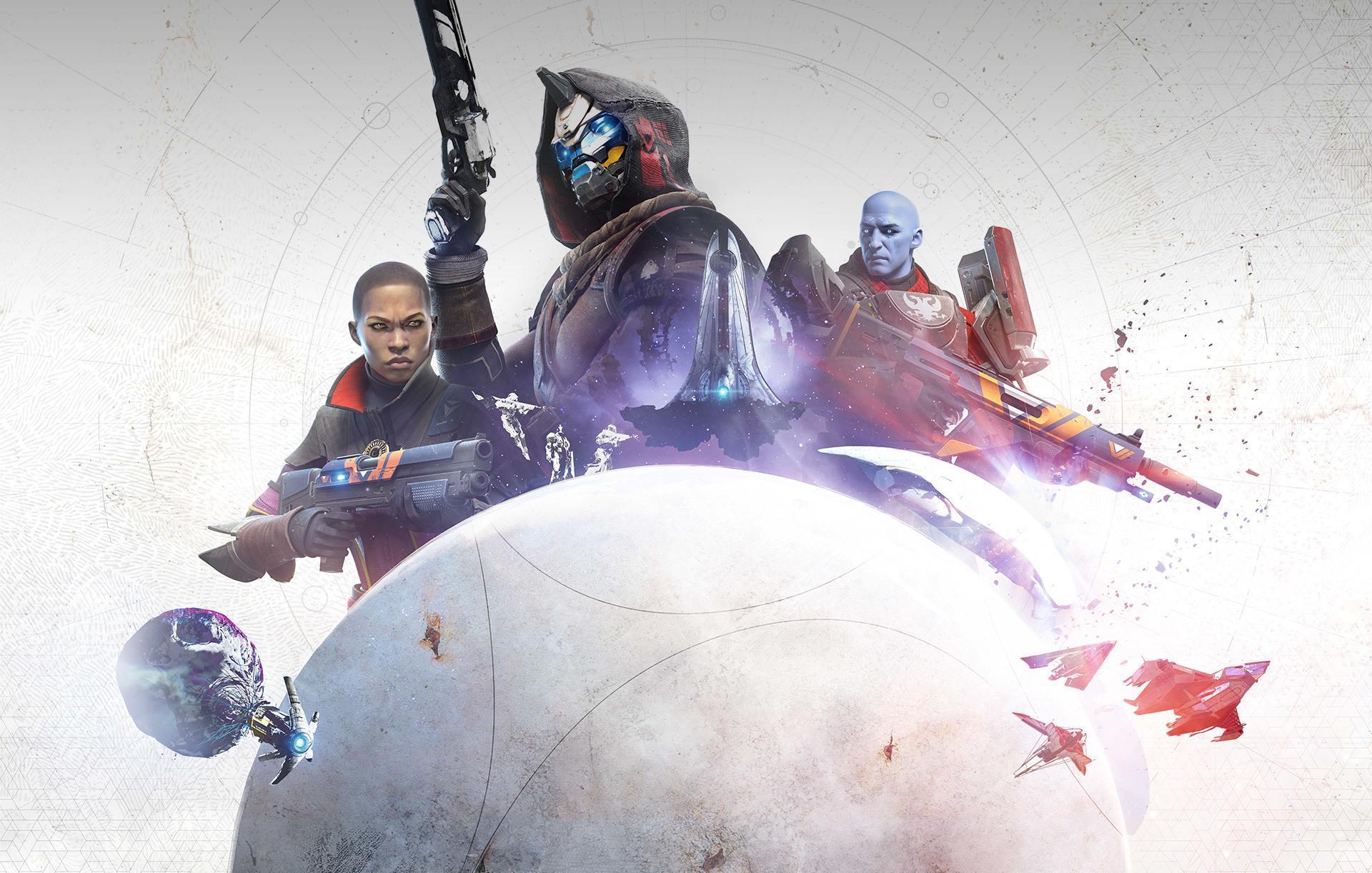 《天命2:新生光能》10月1日推出 将在所有平台免费下载畅玩
