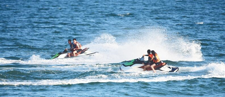关于滨海度假的一切幻想 在海南都能实现