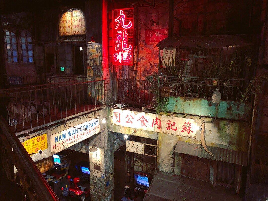 日本有名九龙寨城游戏机中心将在11月17日结业