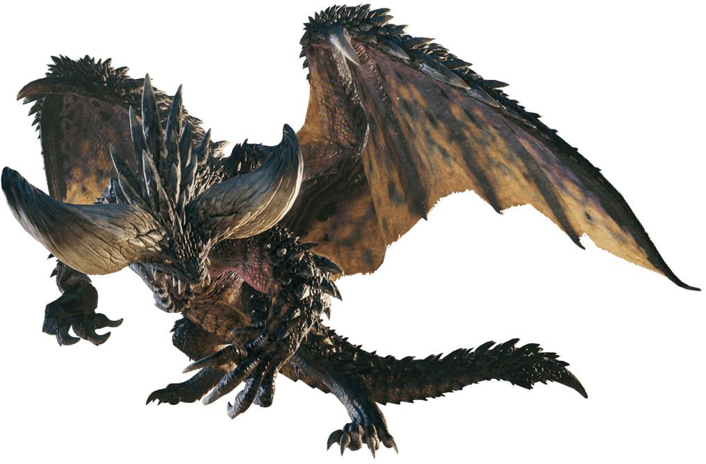 《怪物猎人世界》灭尽龙模型开卖