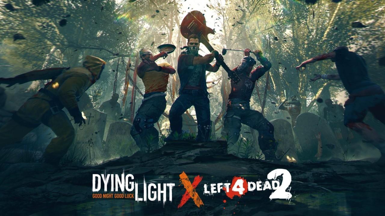 《求生之路2》加入《消逝的光芒》联动合