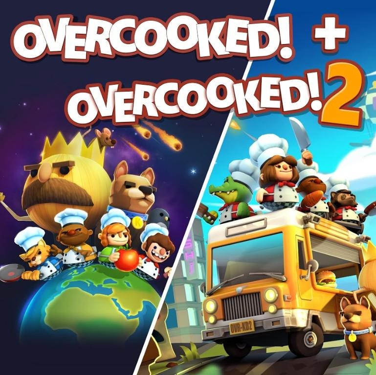 煮食游戏《胡闹厨房1+2》合辑版11月发售 定价与2代相同