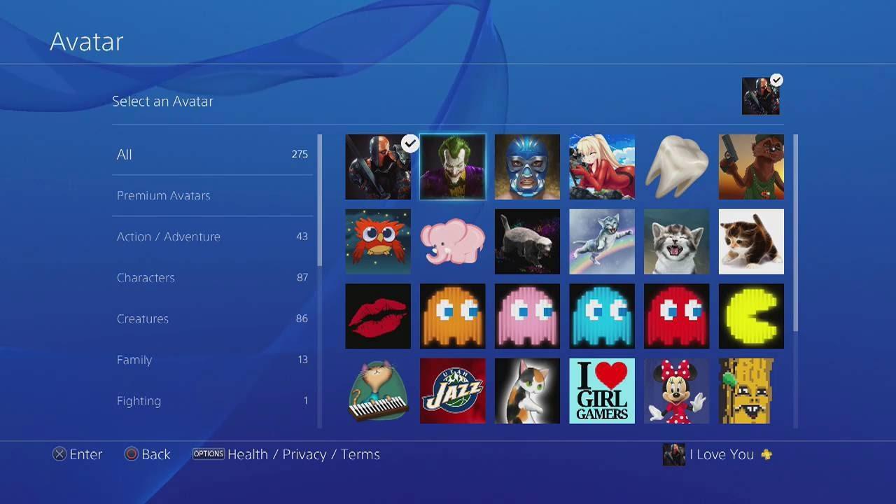 PSN Store现超贵游戏头像 比游戏本体贵10倍多 玩家表示不买