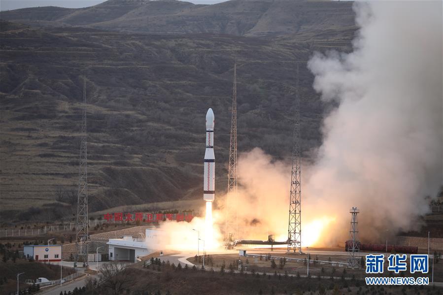 (科技)(1)一箭五星!我国成功发射宁夏一号卫星