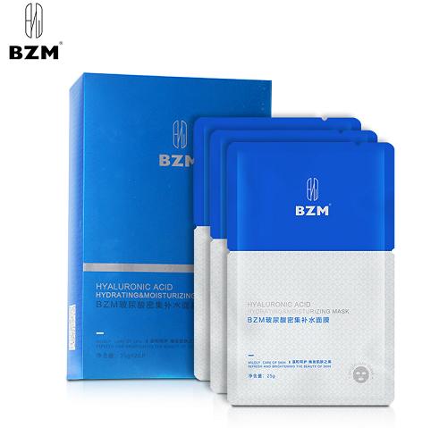 [热文]BZM怎么样玻尿酸密集补水面膜你值得拥有