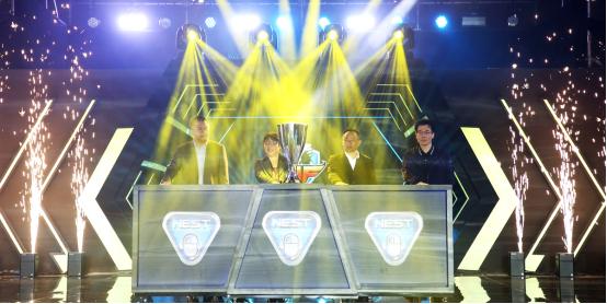 竞逐杭城,NEST2019年度总决赛杭州拉开帷幕!