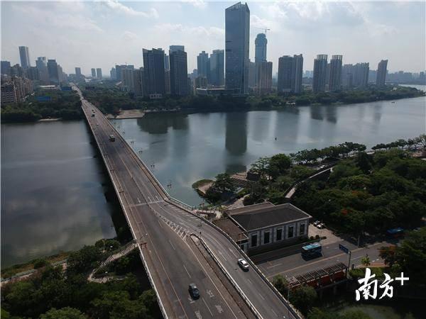 惠州大桥。