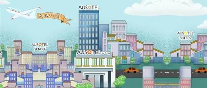 """黑五来袭!澳斯特酒店打造""""小白洋""""与投资者的狂欢盛景"""