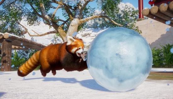《动物园之星》新DLC发布 鬼才主播开门营
