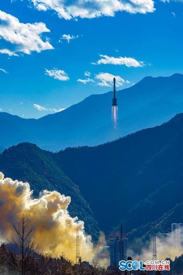 """探索""""北斗特种列车""""常家佳系列火箭:13年100%成功发射"""
