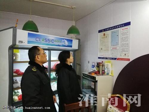"""从后厨卫生等方面 淮南开展""""年夜饭""""市场检查"""