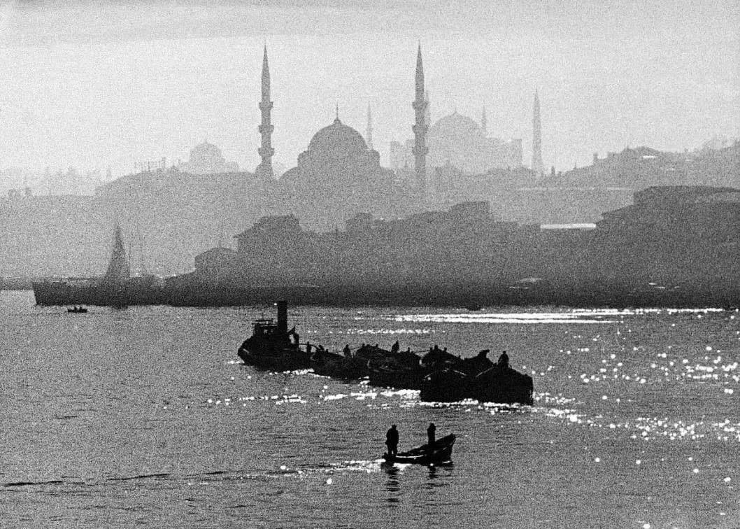 本文图片均选自《伊斯坦布尔:一座城市的记忆》,作者供图