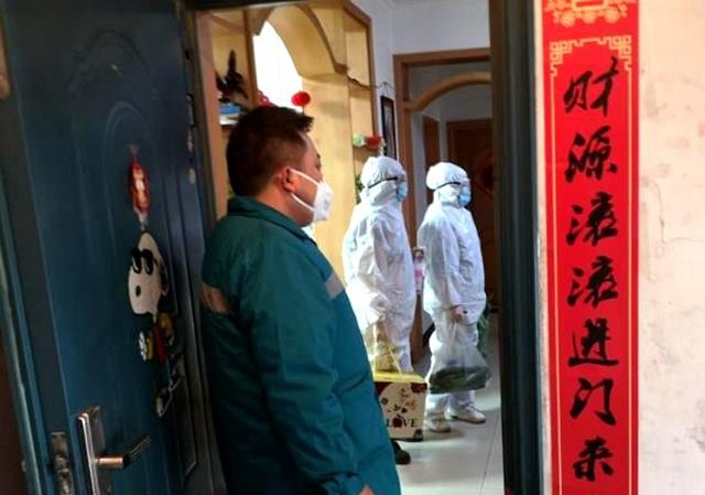 """隔离病毒但不隔离爱,在郑州""""隔离人员""""有人疼!"""