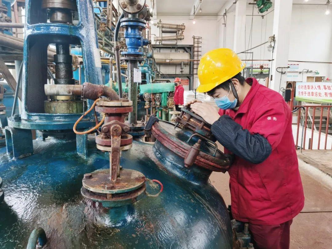 蚌埠:復工復產 信心滿滿加油干!