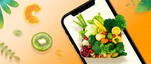 生鮮電商App開發井噴期,商領云多元化營銷創新高