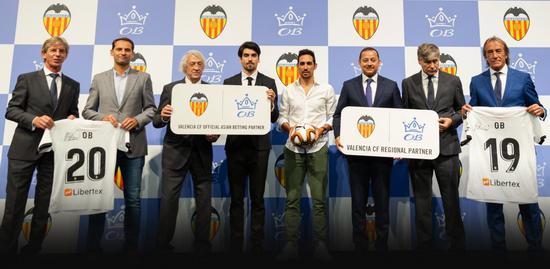 欧宝体育赞助瓦伦西亚,携手推动品牌升级,进军国际市场