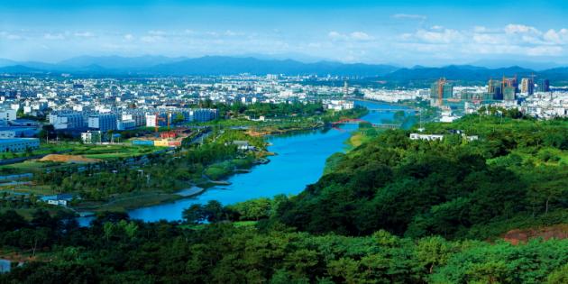 黄山市徽州区2019年实现人均GDP8.41万元,黄山市排名第一!