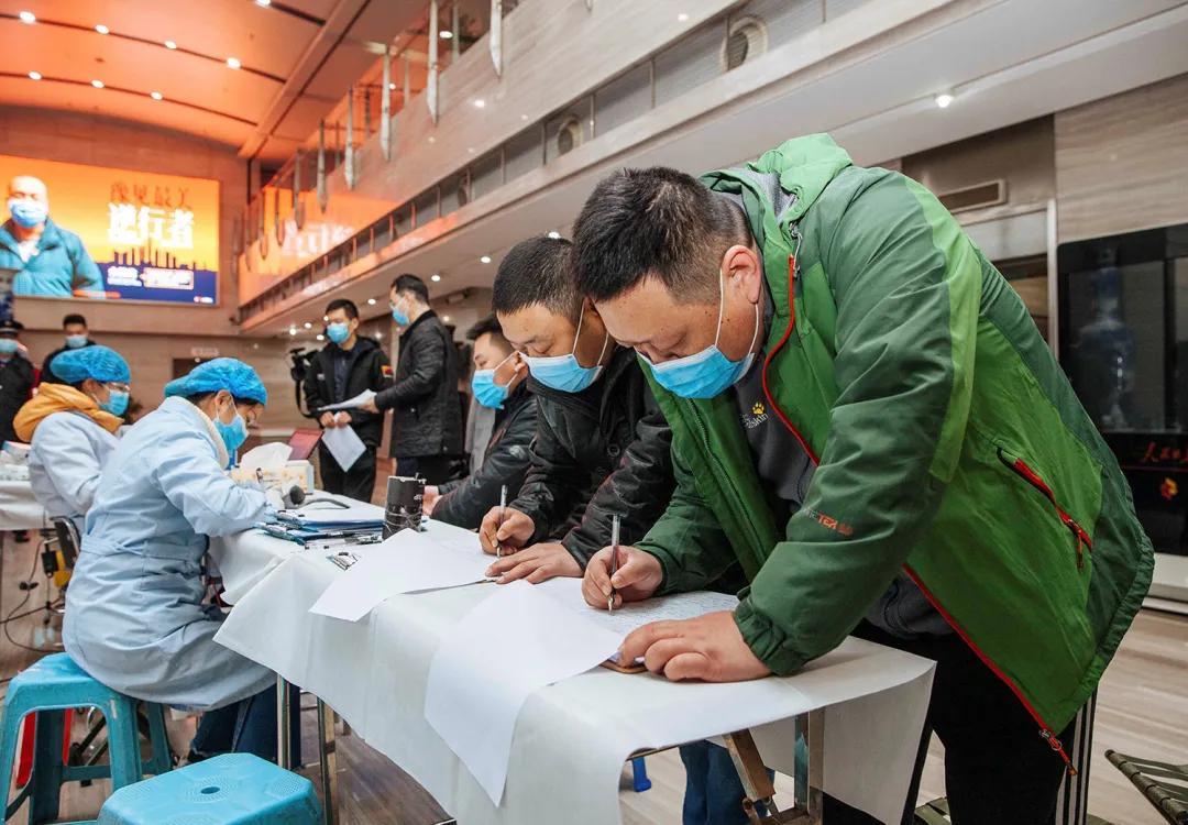 4月10日的郑州温度5℃,还有一种温情是血的温度38℃