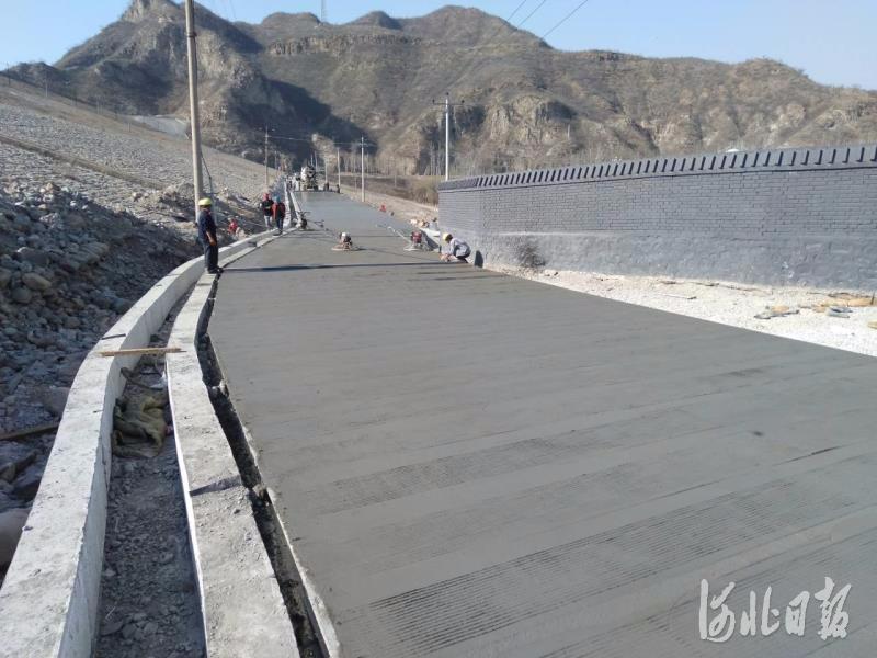 河北2019年開工建設的30個水利基建項目全部復工