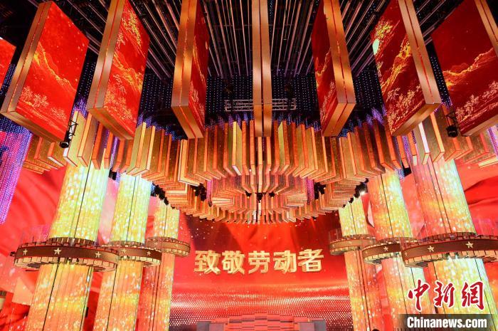 """""""中国梦·劳动美""""——致敬劳动者""""五一""""特别节目将于5月1日晚播出"""