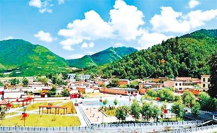 甘南州卓尼县木耳镇博峪村