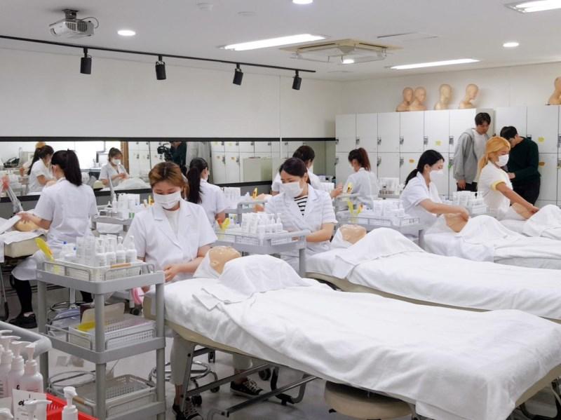 韩国娜瑞斯特创业免费培训课程即将开幕!