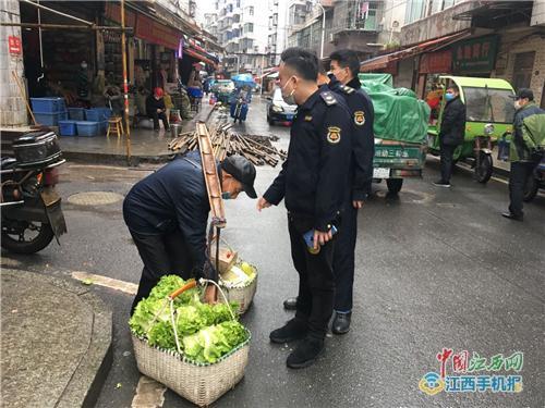 """「农贸市场」狠下""""绣花""""功夫 萍乡西门市场""""靓丽""""变身"""