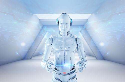 海伯森六维力传感器驱动机器人未来,赋予机器人一