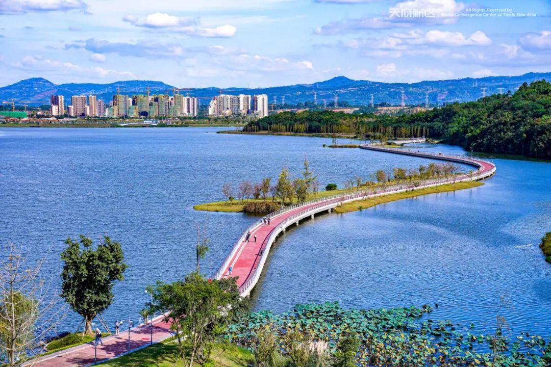 天府新区兴隆湖